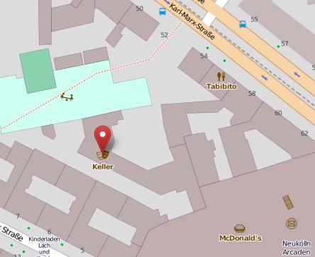 Keller Neukölln – OpenStreetMap