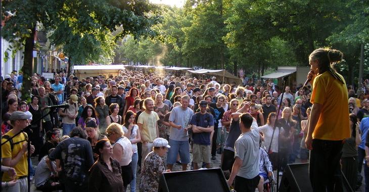 Weltfest 2011